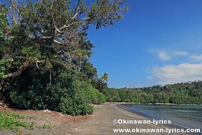 Lamen Bay@エピ島(Epi island),バヌアツ