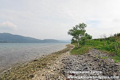 ウリ島(Uri island)近くの無人島@バヌアツ