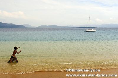 Uripiv island@バヌアツ
