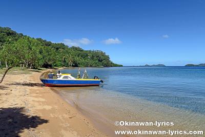 サカオ島(Sakao island)@バヌアツ