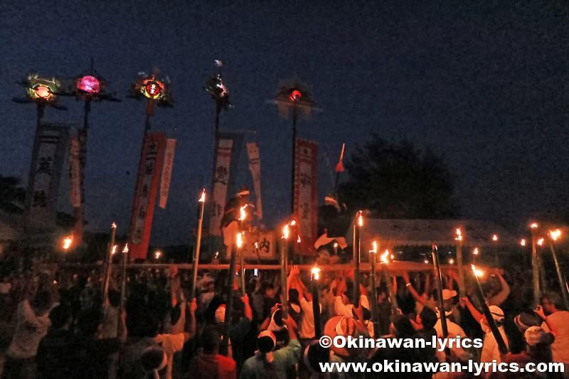 石垣島の大浜豊年祭(ムラプール)