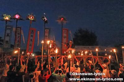 ツナヌミン@平成30年大浜豊年祭,石垣島