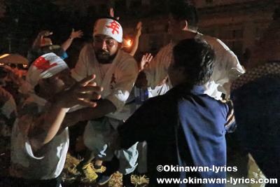 大綱引き@平成30年大浜豊年祭,石垣島