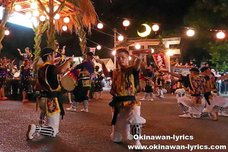 第53回 奥武島エイサー・盆踊りの夕べ