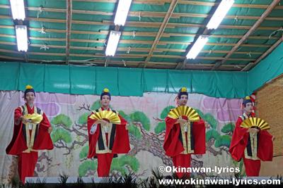 若衆こてい節@八重瀬町の志多伯豊年祭