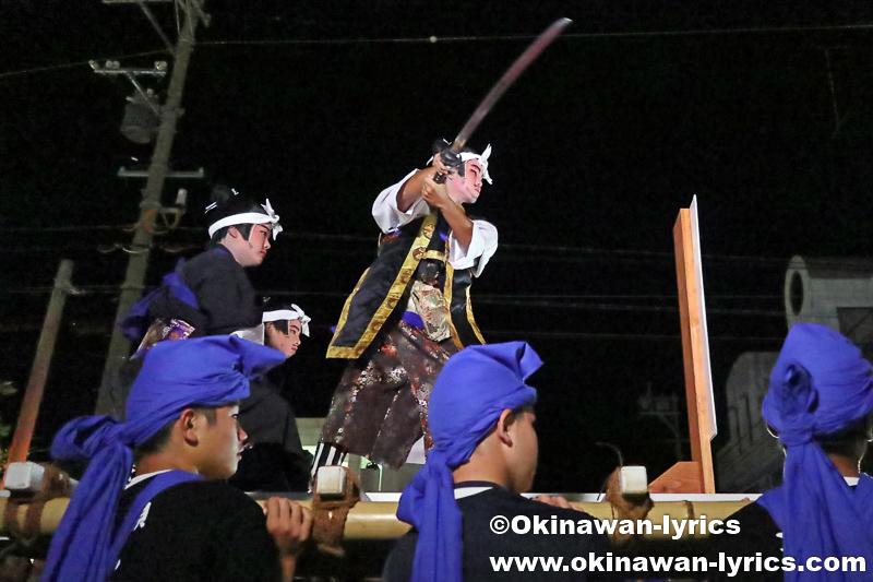 沖縄市の泡瀬大綱引