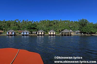 マスケリン島のBatis Seaside Bungalows