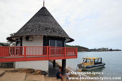 カナール島行きTax Boat@ニューカレドニア
