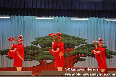 辺野喜節@名護市の数久田区豊年祭