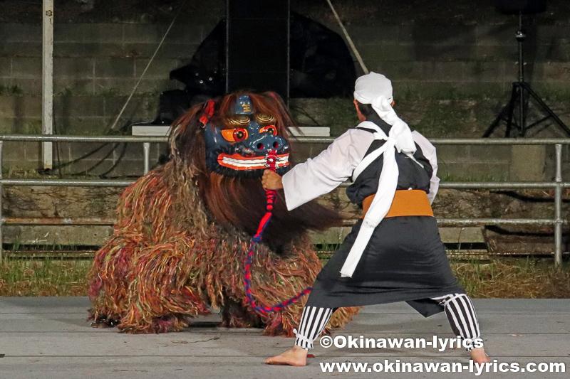 第34回 全島獅子舞フェスティバル