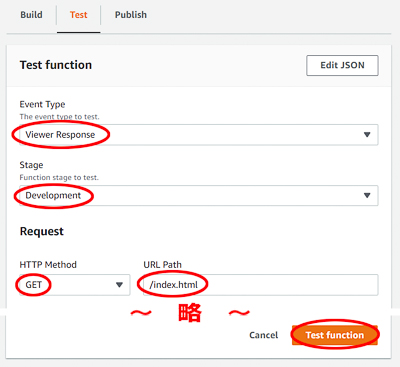 CloudFront Functions